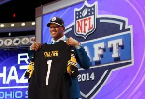 Ryan Shazier NFL Draft pic