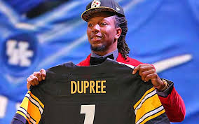 Bud Dupree, Kentucky